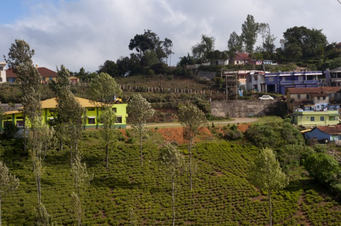 This area of the Nilgiris depends mostly on tea and tourism for its economy.